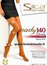 3 Collant donna Silca Nady140 Sanital Compressione forte mmHG 15/18 art Nady 140