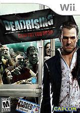 Dead Rising: Chop Till You Drop (Nintendo Wii, 2009)