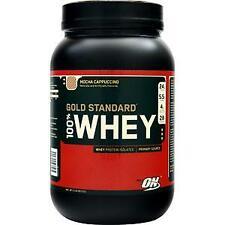 Optimum Nutrition 100% Whey Protein - Gold Standard Mocha Cappucino 2 lbs