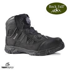 Rock Fall Ohm RF160 Sb Src Eh Noir Danger Électrique Boa Lacet