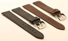 - in vera pelle vitello-Orologi da polso - 18-18xl-20-20xl - CALF SKIN-Genuine Leather-nabuk