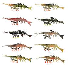 4 Inch Zerek Live Shrimp Hot Legs Soft Plastic Fishing Lure