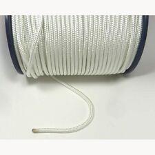 Polyamidseil Seil 1,0-10mm 100m 16-fach geflochten Tauwerk Nylon Nylonseil