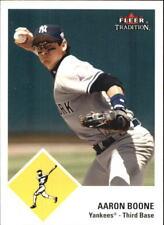 2003 Fleer Tradition Update Baseball Card Pick