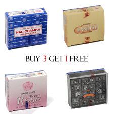 Genuine Satya Nag Champa Superhit Incense Cones- Buy 3 Get 1 Free- Add 4 In 🛒