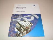 SSP 316 - VW Der 2,0 Liter TDI Motor Stand 2003 !