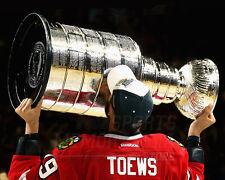 Jonathan Toews Chicago Blackhawks Stanley Cup 8x10 11x14 16x20 20x24 Photo 4424