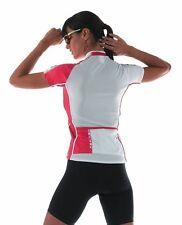 GSG STRIPE Women's CYCLING ROAD Jersey PINK