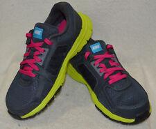 Nike Kids Fusion ST 2 (PS) Dark Grey/Raspb Girl's Running Shoes-Sz 10.5/11C NWOB