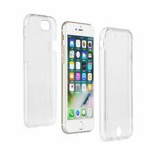 360° Schutz Ultra slim dünne Schutzhülle Silikonhülle Gummi Hülle für iPhone