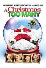 A Christmas Too Many, New DVD, Gary Coleman, Clint Howard, Ruta Lee, Marla Maple