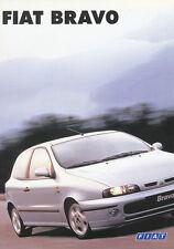 FIAT BRAVO prospetto auto 2/97 a1 CL HN 53200083 prospetto 8 pag. 1997 auto PKW ITALY