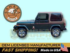 1994 1995 Jeep Wrangler Sahara Edition YJ Decals & Stripes Kit