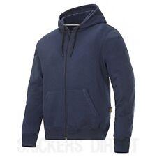 Snickers Workwear 2801 Classic Zip Hoodies Mens Hoodies SnickersDirect Navy