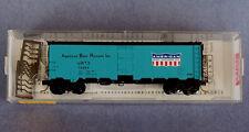 59540 AMERICAN BEEF PACKERS ~ 36' WOOD REEFER ~ MICRO TRAINS