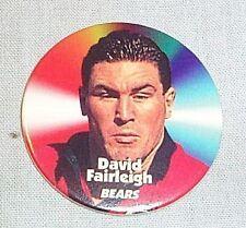 1997 RUGBY LEAGUE TAZO - #21 DAVID FAIRLEIGH, NORTHS