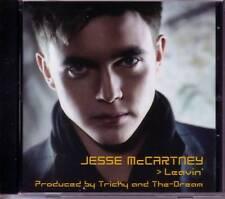 JESSE McCARTNEY Leavin PROMO DJ CD Single THE DREAM 08