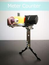 Meter Length Counter w/ Yarn Wax & Tension Unit For Standard Yarn Ball Winder