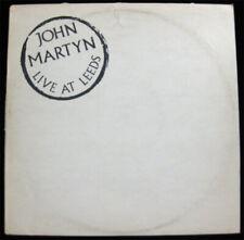 John Martyn Live at Leeds Vinyl LP 1975 Island Records Rare 1st UK Folk Rock Gem