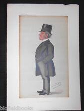 Hardinge Stanley Giffard, 1st Conde de Halsbury: 1878 impresión VICTORIANO Vanity Fair