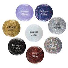 Eco Soak Off UV Nail Color Glitter Allure Collection Starnail 1/4 oz. (7g)