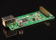 Q-1 Digital Interface Module XU208 XMOS USB U8 Upgraded for Audio Amplifier