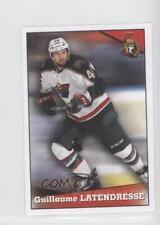 2012 Panini Album Stickers 110 Guillaume Latendresse Ottawa Senators Hockey Card