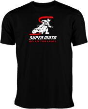 Supermoto T-Shirt Motiv 1- Husqvarna - Husaberg - Duke 600