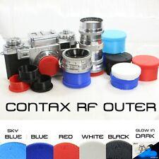 Contax RF Outer Bayonet Mount Rear Lens Cap or Body Cap FORSTER UK / US CKo Kiev