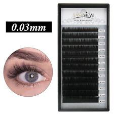 0.03mm 3D 6D 9D Russian Volume Individual Eyelash Extensions Ultra Natural
