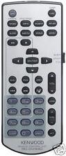 Kenwood KVT-729DVD  KVT729DVD KVT-522DVD KVT522DVD RC-DV340 Remote Control KVT