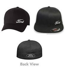 FORD F150 F250 F350 Flex Fit HAT CURVED or FLAT BILL *FREE SHIPPING in BOX*