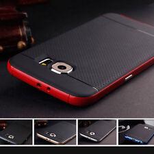 Handy Case Silikon Schutz Hülle Galaxy S6 Cover Samsung Schale +Panzerglasfolie