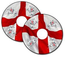 Cubrerradios Para Silla De Ruedas Fundas St George Bandera Inglaterra A Medida