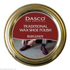 Dasco Traditional Wax Shoe Polish Boot Polish Colour Shine Polish MADE IN THE UK