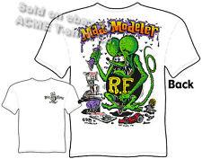 Ratfink T Shirts Big Daddy Clothing Hot Rod Apparel Ed Roth T Shirts Mad Modeler