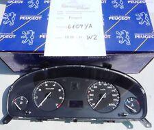 Peugeot 406 VDO Tacho Kombiinstrument 6104YA Benzin NEU Speedometer