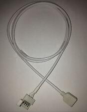 1m Kabel Verbindung LED SMD 5050 RGB Leiste Stripe Kontroller Schnellverbinder !