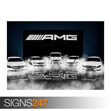 MERCEDES BENZ AMG FASHION WEEK (0017) POSTER STAMPA ARTE A0 A1 A2 A3-Gratis P&P!