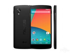 "LG Google Nexus 5 - 4.95"" 32GB 4G Wifi NFC Wireless Charging Original Unlocked"