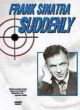 Suddenly (1954) $1.99 DVD FRANK SINATRA GOOD!