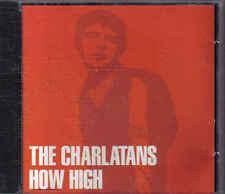 The Charlatans-How High cd maxi single