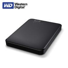 Western Digital 1TB 2TB 4TB Elements Portable External Drive USB 3.0 w/Tracking