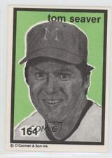 1984 1984-91 O'Connell & Son Ink #164 Tom Seaver New York Mets Baseball Card