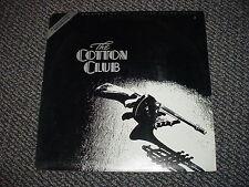 COTTON CLUB, THE - ORIGINAL SOUNDTRACK - OOP 1984 LP - VG+ EX