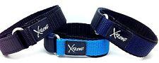 X-treme 16mm Tough seguro Hook & Loop Reloj Banda Correa De Nylon Damas Para mujeres
