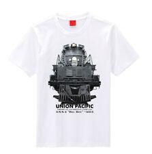 Big Boy Union Pacific 4014 Head On Train T-Shirts