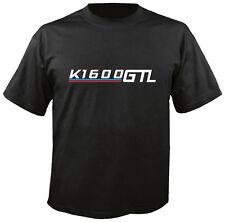 Fan T-Shirt für BMW Fahrer K1600GTL K 1600 GTL Exclusive Sporttourer Gr: M - 3XL
