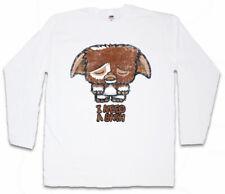 I need a Bath señores manga larga T-Shirt Fun Gremlin Gremlins light Mogwai gizmo