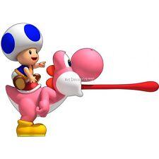 Stickers Mario Yoshi Toad réf 15066 15066
